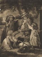 Детские шалости (У. Дикинсон, 1789 г.)