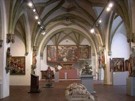 Зал Баварского национального музея