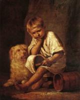 Вот те и батькин обед. 1824
