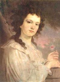 Портрет О.К. Филипповой (В.Л. Боровиковский)