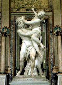 Похищение Персефоны (Лоренцо Бернини)