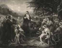 Въезд Христа в Иерусалим (Г. Гиллбанк, 1801 г.)