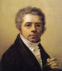 А.Г. Венецианов (Автопортрет, 1811 г.)