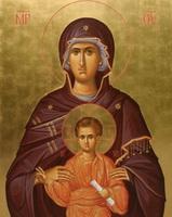 Икона Божьей Матери Знамение