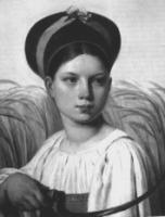 Жница. 1820-е годы