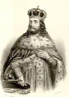 Портрет правителя Стефана Душана
