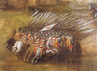 Битва под Клушино (музей в Олеском замке)