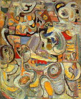 Композиция (Э. Билле, 1950 г.)