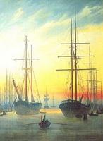 Ведута порта (Д.Ф. Каспар)