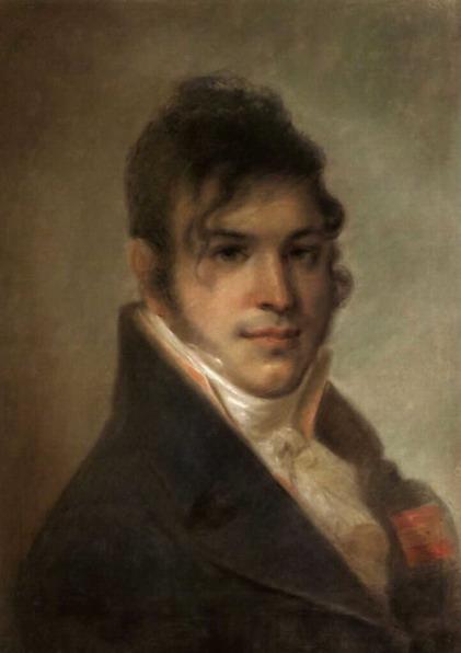 Портрет А.И.Бибикова