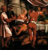 Казнь Иоанна Крестителя (1550 г.)