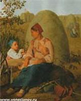 Сенокос. 1820-е