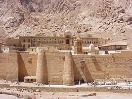 Синайский монастырь