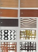Виды мебельных кромок