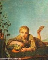 Пастушок с дудкой. 1820-е