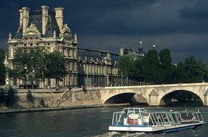 Национальный художественный музей Лувр (Париж)
