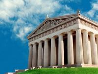 Храм Парфенон в Афинах (Греция)