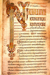 Книга из Дурроу (иллюстрация)