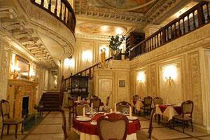 Интерьер в Викторианском стиле.