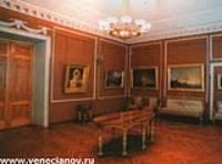 Один из залов галереи.