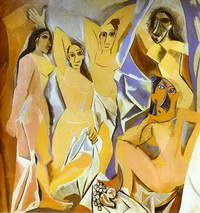 Авиньонские девицы (П. Пикассо)