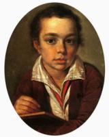 Портрет А.Путятина. 1815