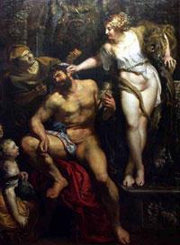 Геракл и Омфала (П.П. Рубенс)