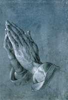 Руки молящегося.1508. Альбрехт Дюрер