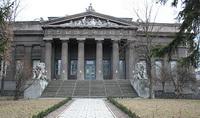 Здание музея украинского изобразительного искусства