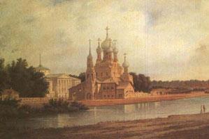 Останкино 1858 г.