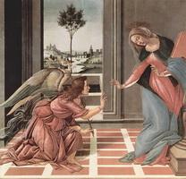 Благовещение (Сандро Боттичелли)