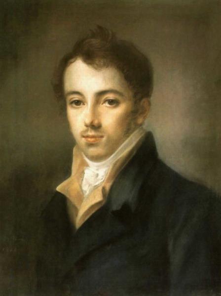 Портрет М.А. Фонвизина
