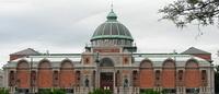 Здание копенгагенской Новой глиптотеки Карлсберга