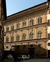 Палаццо Пикколомини в Пиенце