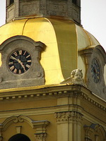 Куранты Петропавловского собора