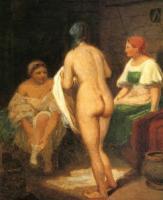 Купальщицы. 1829
