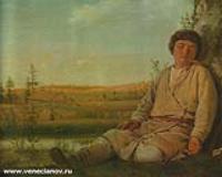 Спящий пастушок. 1823-1824