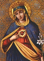 Праздник Непорочного Сердца Марии