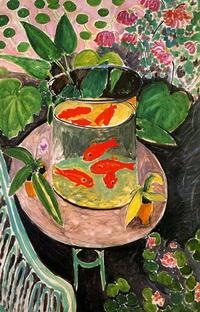 Красные рыбки (А. Матисс, 1911 г.)