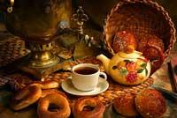 Чайный натюрморт (Александр Пархоменко)