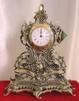 Ажурные часы